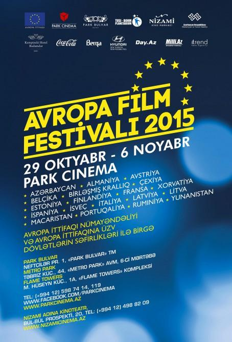 Contest for European Film Festival announced open