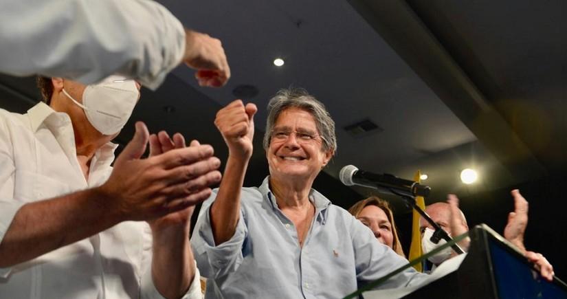 Gilyermo Lasso Ekvadorun yeni prezidenti seçildi