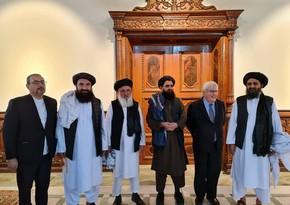 Head of Taliban's political office meets UN undersecretary-general