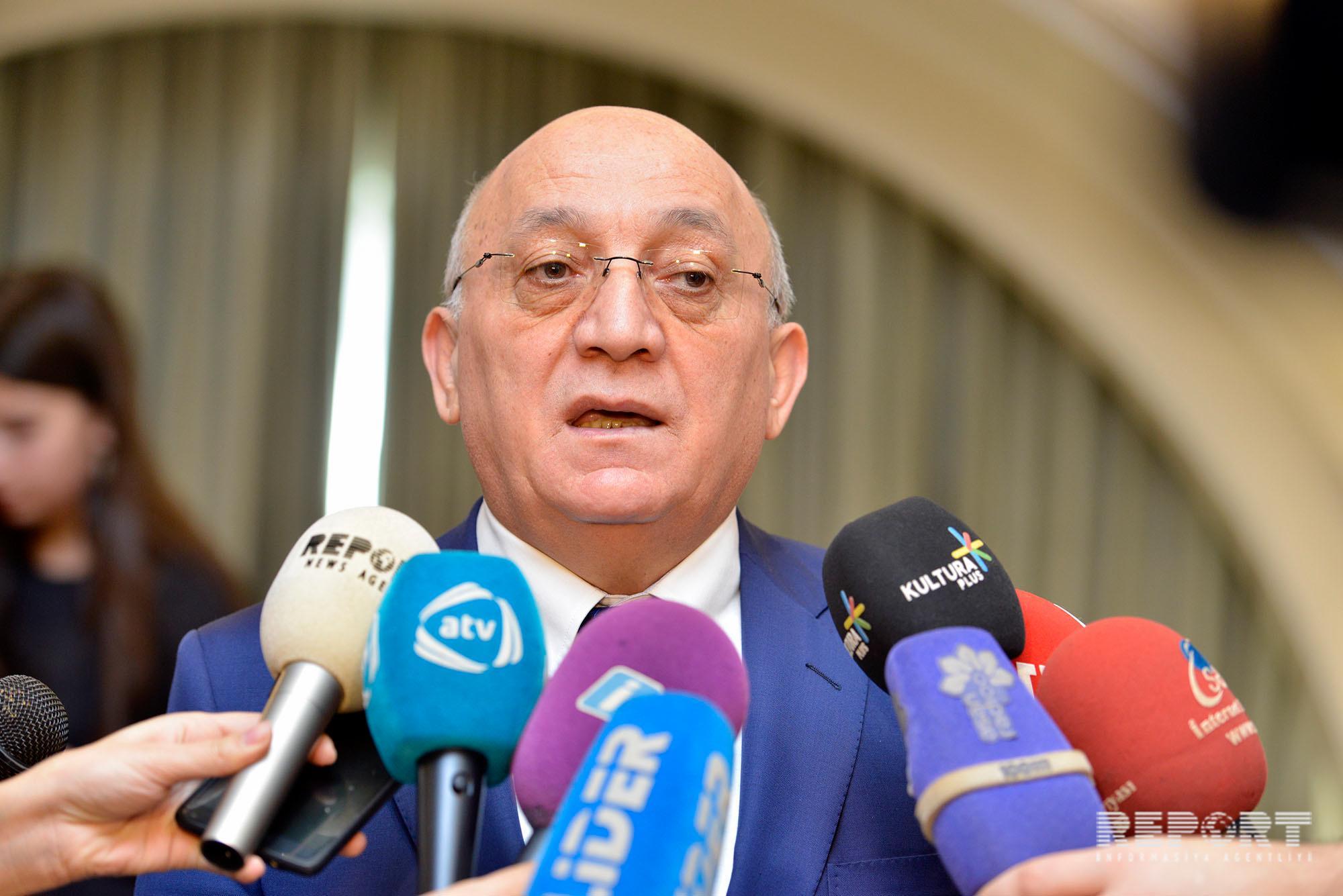Председатель комитета: В Азербайджане предотвращены укоренение и расширение радикальных групп в той или иной форме