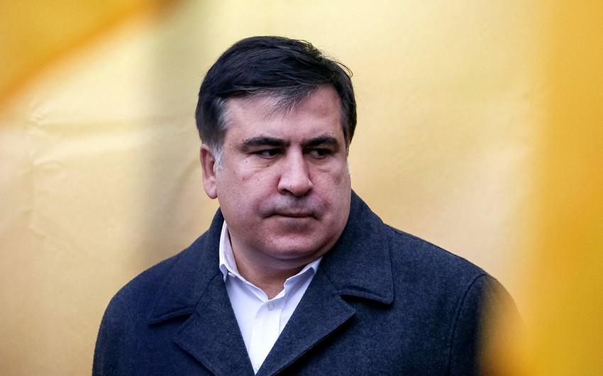 Saakaşvili ilin sonunadək Gürcüstanda hakimiyyətə qayıtmaq istədiyini bildirib