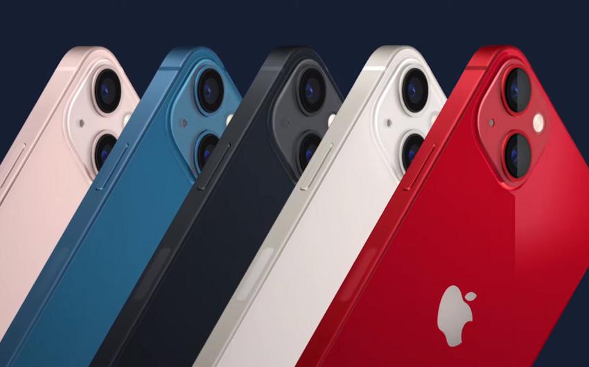 iPhone 13 будет продаваться без упаковочной пленки