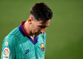 Barselona Messini cəzalandırmayacaq