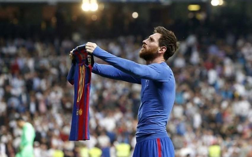 Barselona Messi ilə müqaviləni 2023-cü ilə qədər uzatmaq istəyir