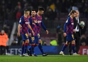 Barselona oyunçulardan maaşların azaldılması ilə razılaşmağı xahiş edir