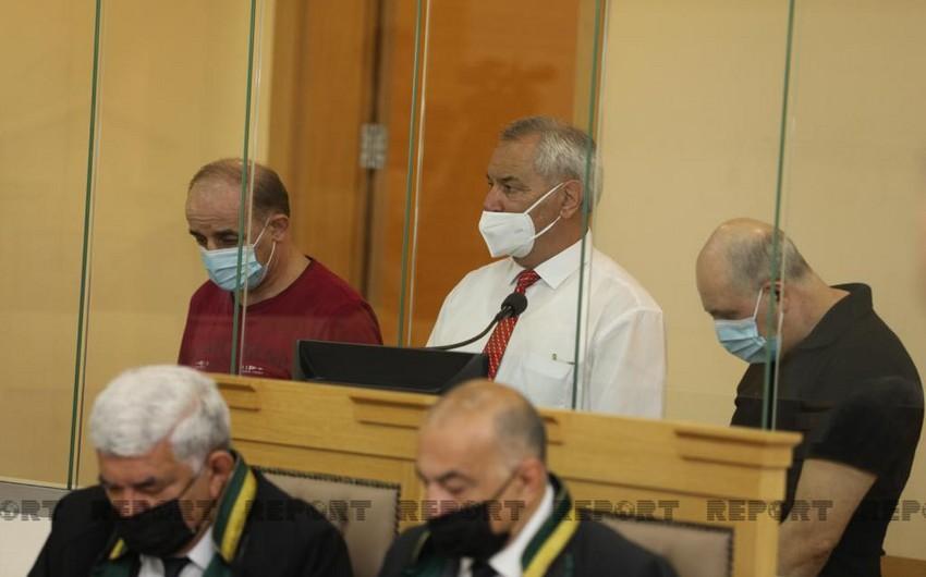 Потерпевший: Сейчас эти палачи Шушинской тюрьмы строят из себя угнетенных