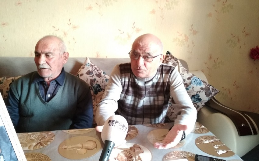 Xocalı şahidləri: İlk hücumda bütün evlər yandırıldı - FOTO