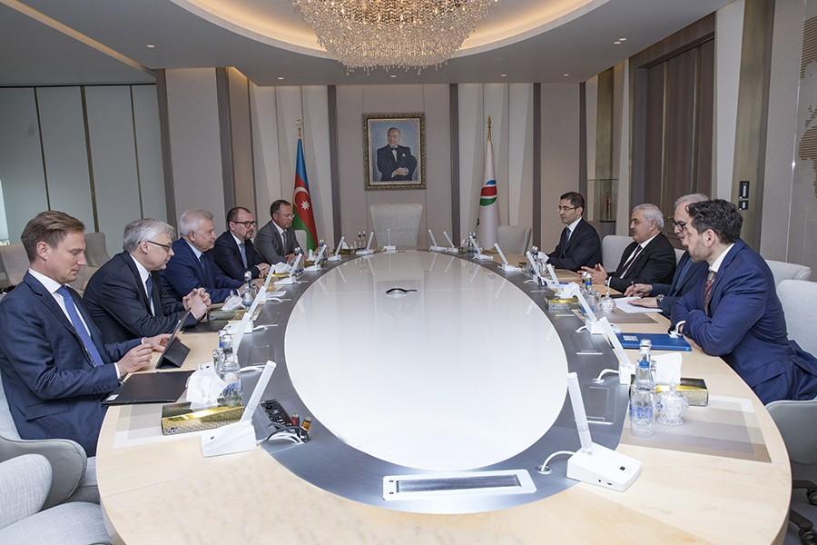 LUKoil рассматривает возможности инвестирования в новые отрасли в Азербайджане