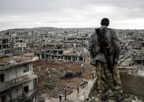Suriyada terrorçuların hücumu nəticəsində bir neçə dinc sakin həlak olub