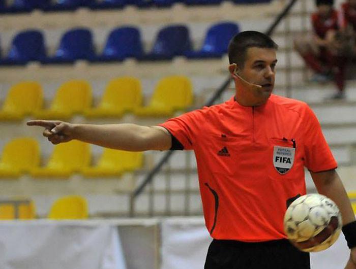 Azerbaijani referee managed games of Armenian national team