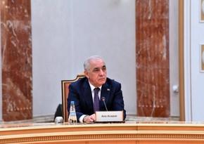 Əli Əsədov Ermənistan baş naziri müavininin iddialarına cavab verib
