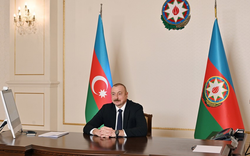 Ilham Aliyev: At end of this year, Azerbaijan will hand over its chairmanship of Turkic Council to brotherly Turkey