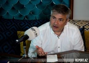 4 illik Bakı həyatı: Azərbaycan avropalı diplomatın gözü ilə - VİDEO