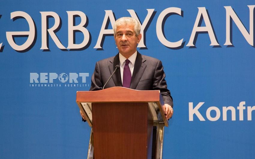 Azərbaycan baş nazirinin müavini Fransa səfiri ilə görüşüb