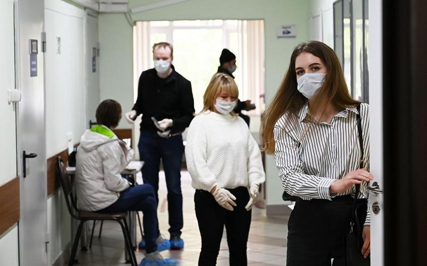 Moskvada koronavirus qurbanlarının sayı 2 254-ə çatdı