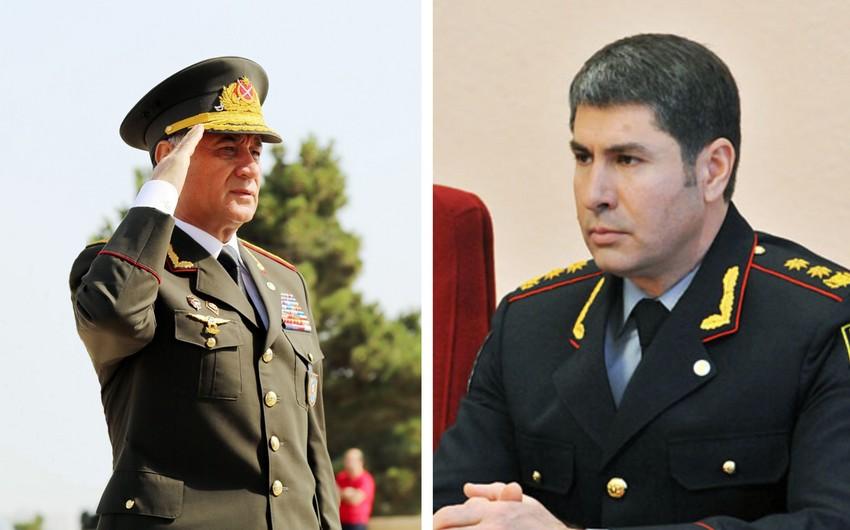 Новый глава МВД Азербайджана приступил к своим обязанностям - ОБНОВЛЕНО