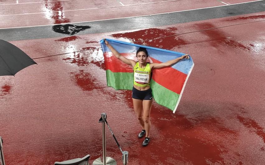 Токио-2020: Азербайджан завоевал 15-ю медаль