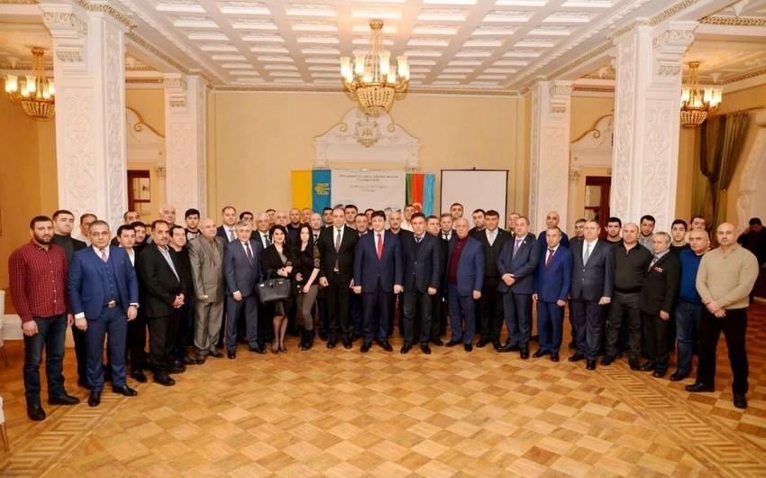 Ukrayna azərbaycanlılarının növbədənkənar xüsusi toplantısı keçirilib