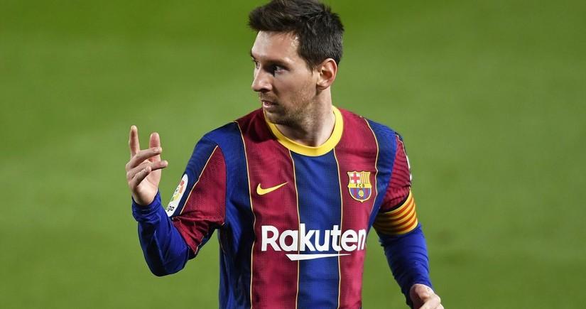 Messi İspaniya çempionatının rekordunu yenilədi
