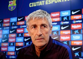 Barcelona plans to sack head coach
