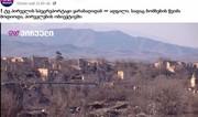 Gürcü telejurnalist: Ağdamda dini və mədəniyyət ocaqları məhv edilib