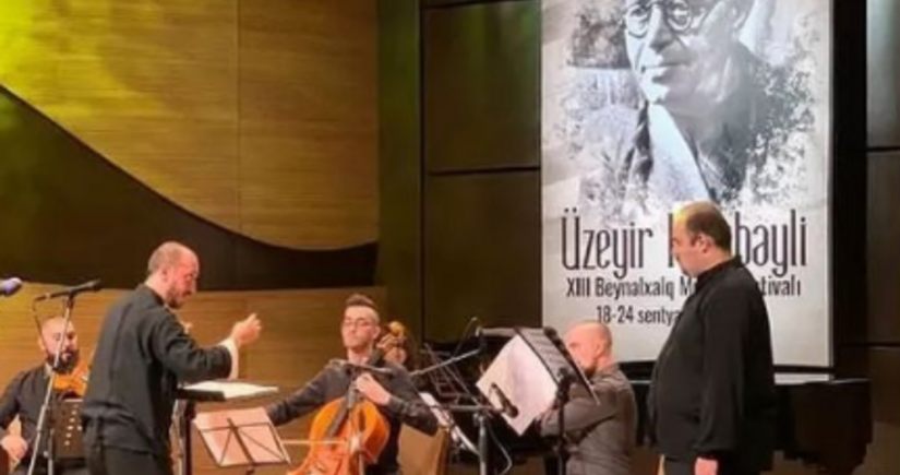 Colombian composer takes first place at Azerbaijan Uzeyir Hajibayli International Composition Competition