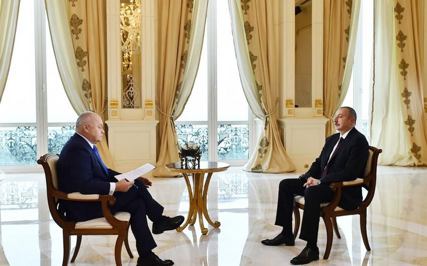 Prezident: Azərbaycanda istisnasız olaraq bütün demokratik normalar təmin edilir