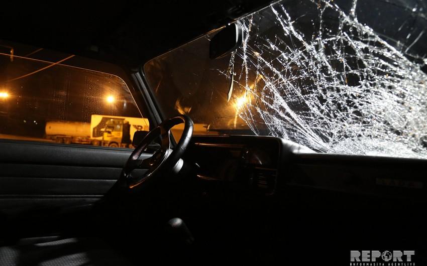 В Билясуваре женщину сбил автомобиль
