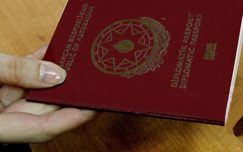 Azərbaycanı beynəlxalq təşkilatlarda təmsil edən hərbçilərə diplomatik pasport veriləcək