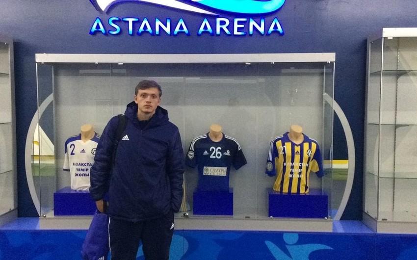 Astananın futbolçusu: Azərbaycan millisinə çağırılmağım barədə danışmağım üçün hələ tezdir - MÜSAHİBƏ