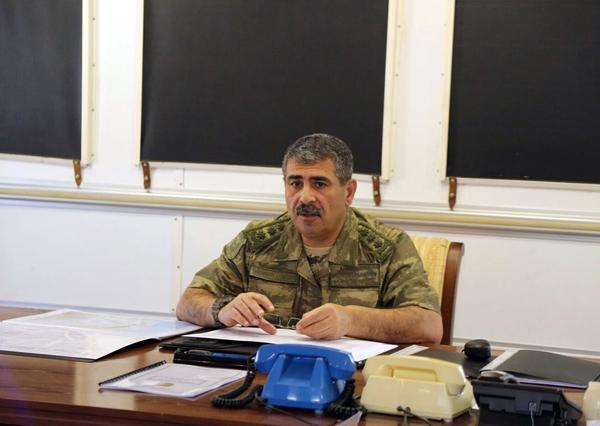Large-scale exercises of the Azerbaijani army completed