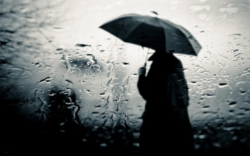Sabah Bakıya yağış, ölkənin bəzi rayonlarına qar yağacaq