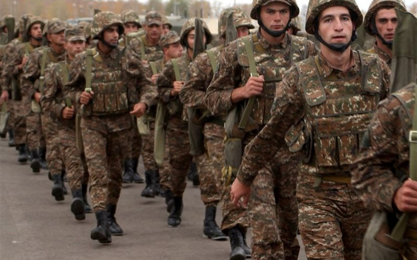 Ermənistan Ordusunun hərbçiləri xidmət yerini özbaşına tərk ediblər