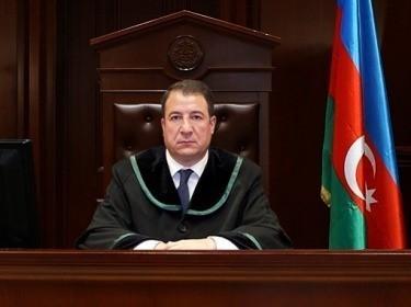 Nəsimi Rayon Məhkəməsinin sədri İlham Cəfərov
