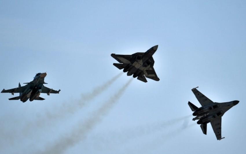 Rusiya Suriyanın hava məkanındakı uçuşların təhlükəsizliyi ilə bağlı ABŞ-la müzakirələr aparmağa razılıq verib