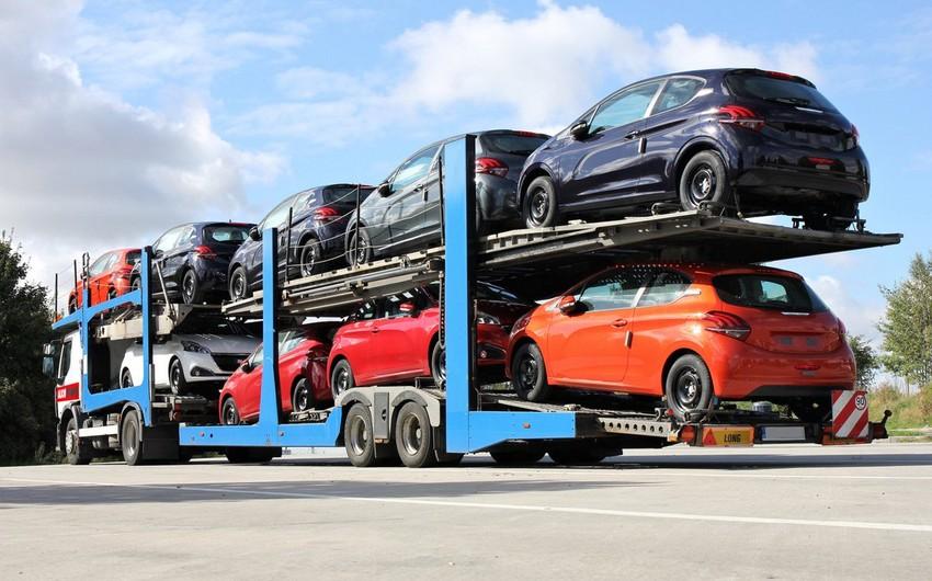 Azerbaijan increases car imports by 39%