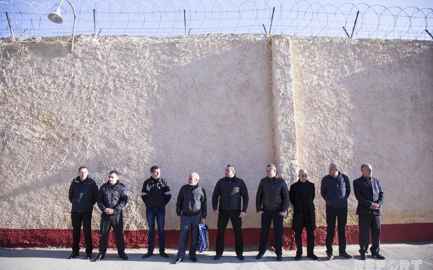 Penitensiar Xidmətin 6 saylı cəzaçəkmə müəssisəsindən 10 nəfər azadlığa buraxılıb