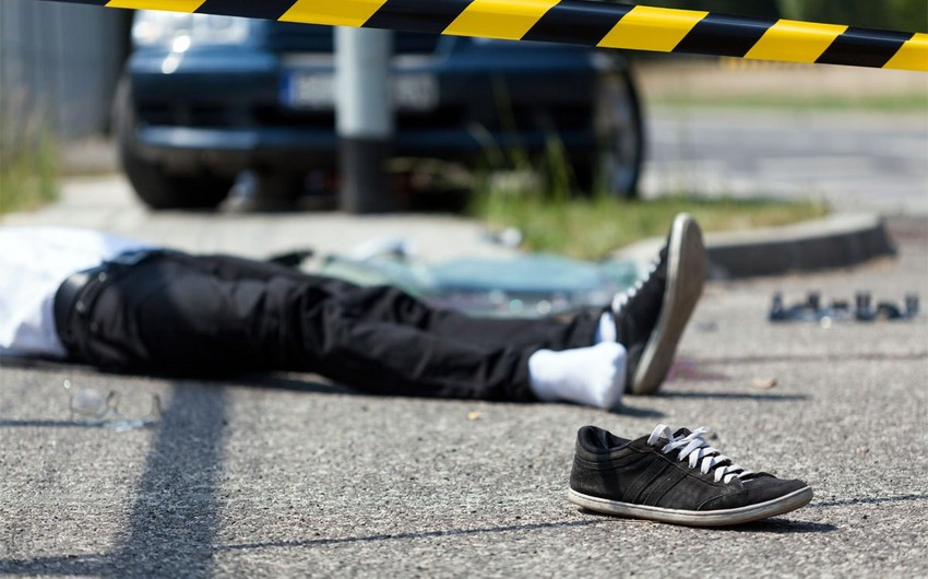 Kürdəmirdə Gürcüstan vətəndaşını avtomobil vuraraq öldürüb