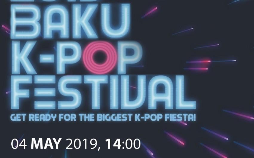 Baku to host K-Pop Korean music festival