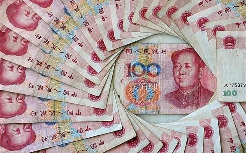 Валютные резервы Китая достигли максимума за 15 месяцев