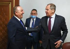 Главы МИД Турции и России обсудили Карабах