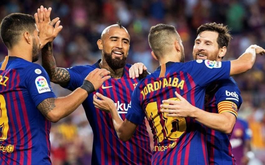 Barselona altı futbolçusunu satmayacaq
