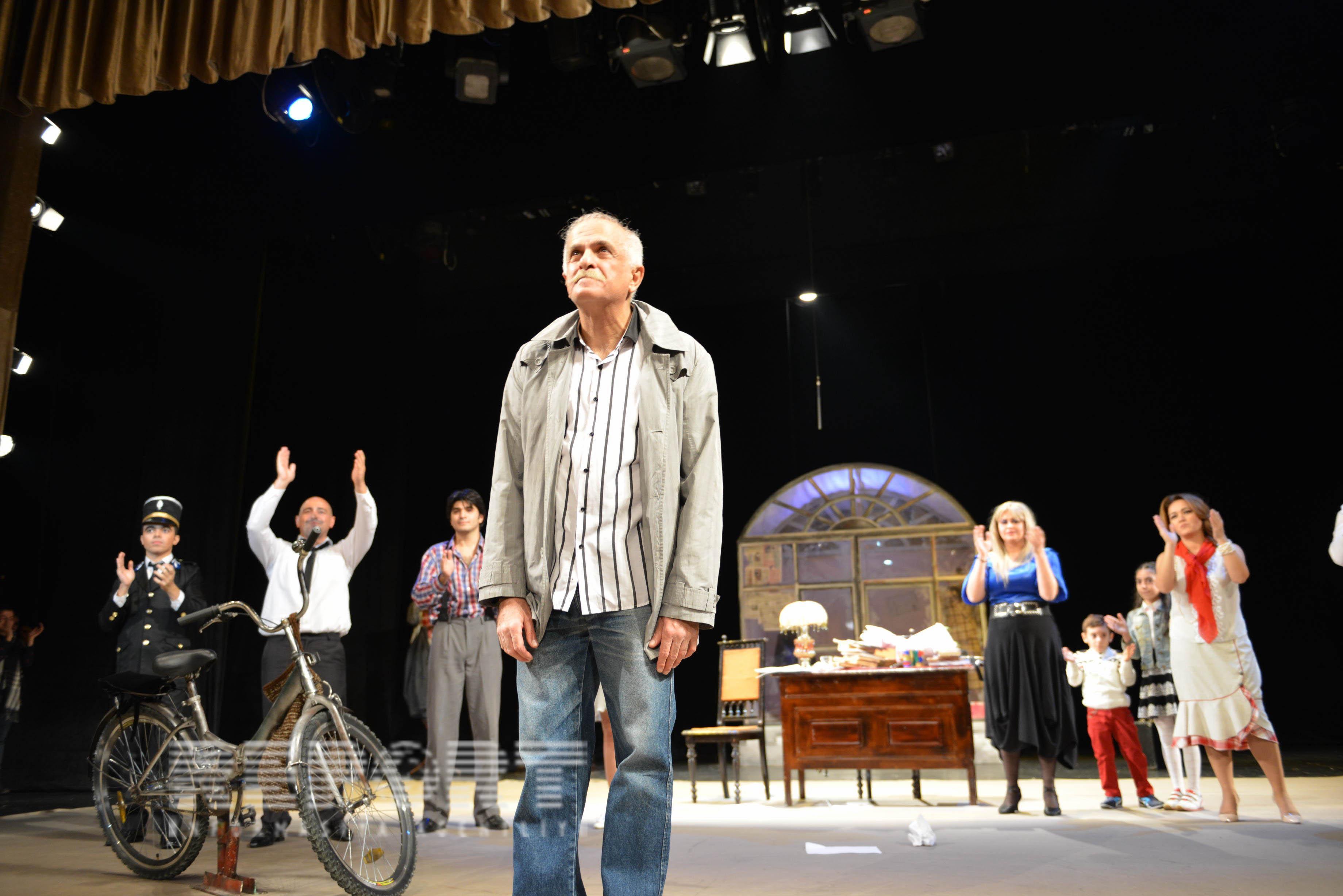 People's artist of Azerbaijan Fuad Poladov died