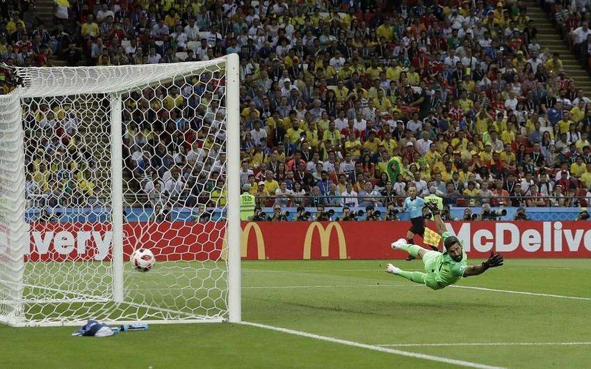 Сборная Бельгии обыграла Бразилию и вышла в полуфинал ЧМ-2018