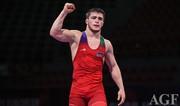 Азербайджанский борец стал чемпионом Европы