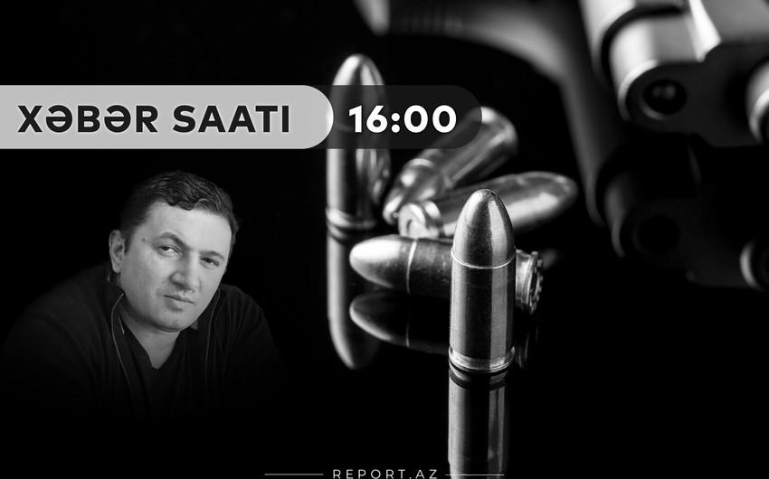 """""""Xəbər Saatı"""": Kriminal aləmin məşhur Lotu Qulisi öldürüldü"""