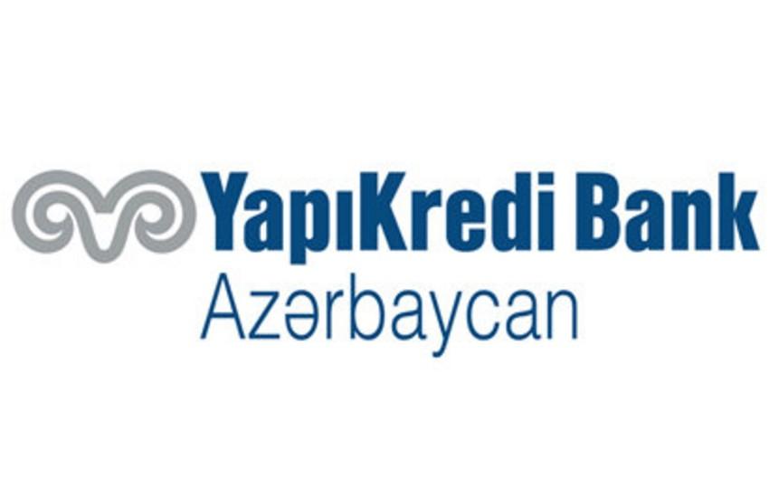 YapıKredi Bank Azərbaycan istehlak kreditlərini bir qədər də bahalaşdırıb