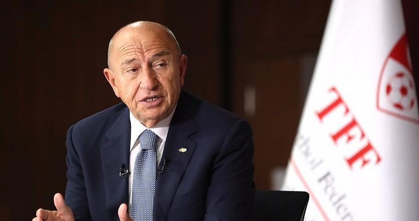 Nihat Özdemir: Azərbaycanlı qardaşlarımızın dəstəyi ilə qrupdan çıxacağıq