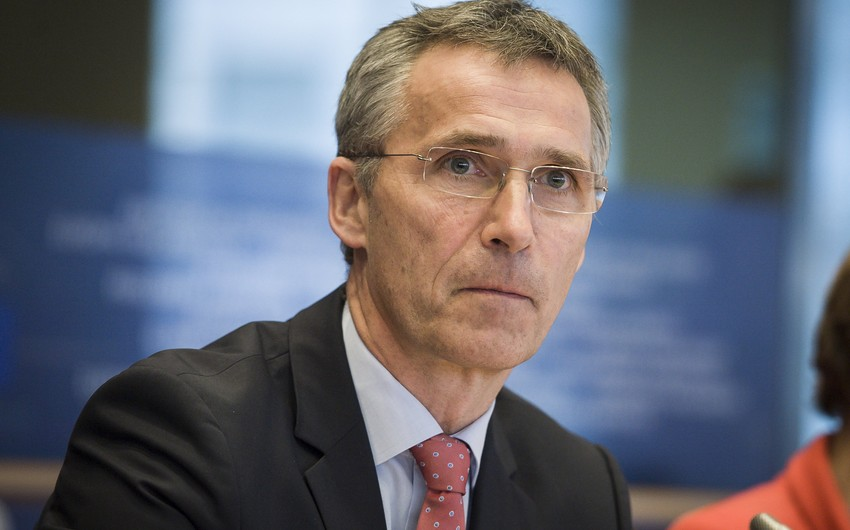 Столтенберг: Россия разворачивает современные системы ПВО вдоль границы с НАТО