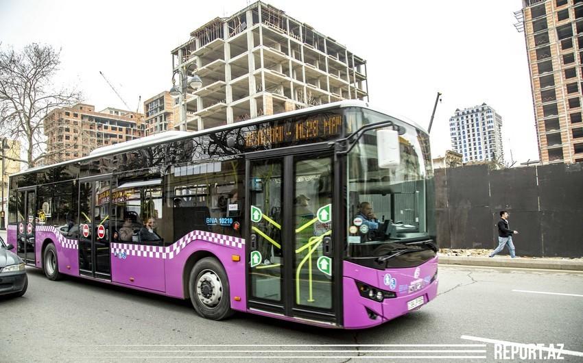 В Азербайджане прекращено движение общественного транспорта